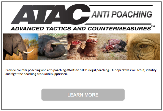 ATAC Anti-Poaching