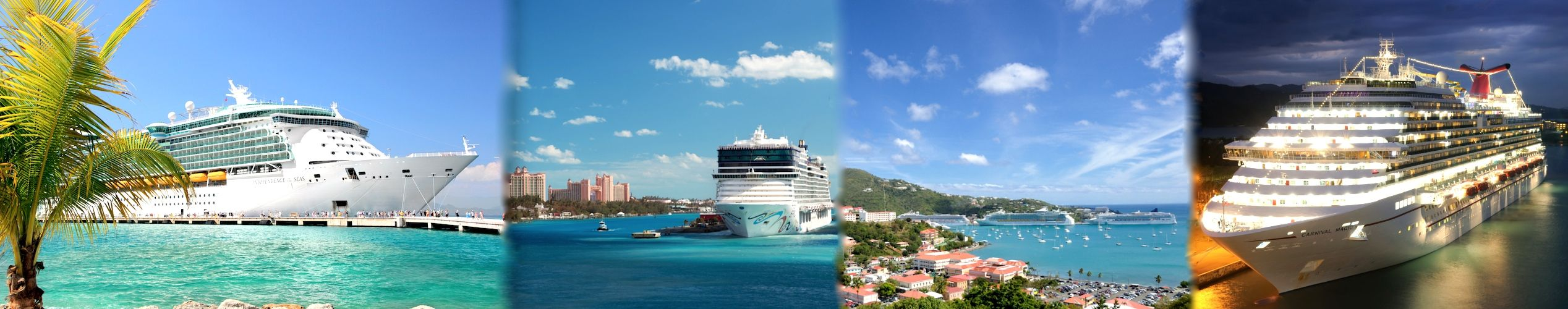 Cruise Ship Header